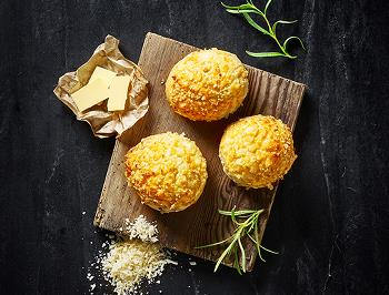 PARMESAN CHEESE BUNS