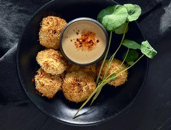 CRISPY FISH NUGGETS