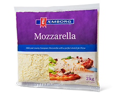 Emborg Mozzarella (shredded)