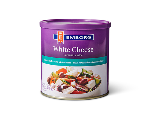 Emborg White Cheese