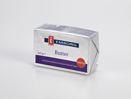 Emborg Unsalted Butter